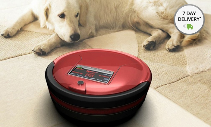 bObsweep Robotic Vacuum Cleaner and Mop: bObsweep Standard or Pet-Hair Robotic Vacuum and Mop. Multiple Colors