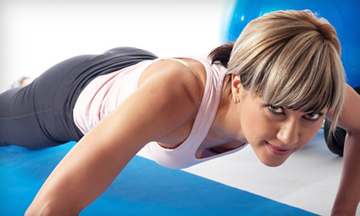EF Body Works - Oak Park: 12 or 20 Boot-Camp Classes or 10 Personal-Training Sessions at EF Body Works (Up to 75% Off)