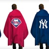 $19.99 for a Coleman 3-in-1 MLB Poncho