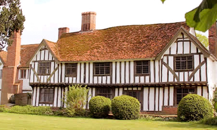 Inner Guidance Holistic Hotel - Brent Eleigh: Suffolk: 1 or 2 Nights For Two (from £59) with Dinner (£99) at Inner Guidance Holistic Hotel