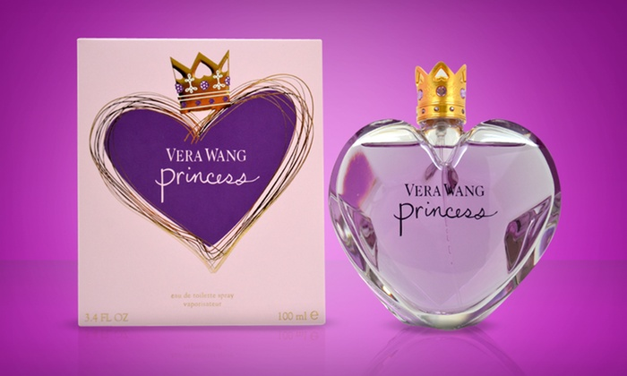 Vera Wang Princess for Women 3.4 Oz. Eau de Toilette Spray: $39.99 for Vera Wang Princess for Women 3.4 Oz. Eau de Toilette Spray ($75 List Price). Free Shipping.