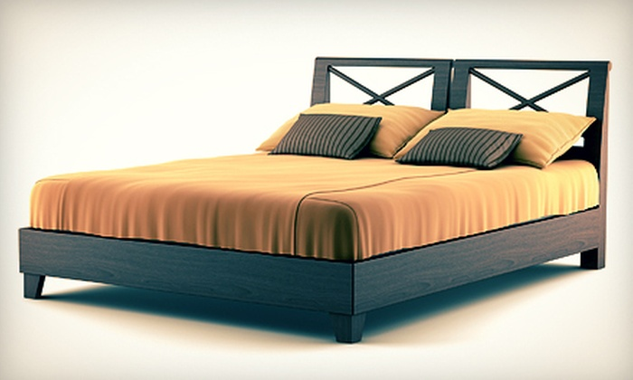 Half Price Mattress - 441 Corridor: $50 for $209 Toward a Mattress or Mattress Set at Half Price Mattress