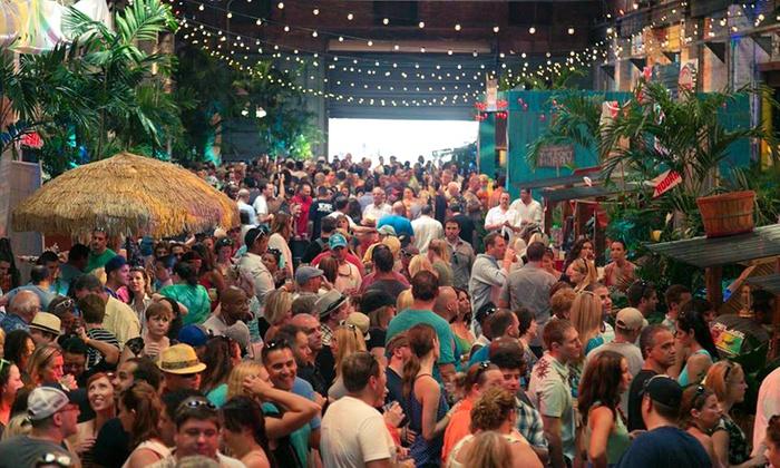 Summer of Rum Festival - The Cuban Club: $20 for Summer of Rum Festival for Two on Saturday, August 16 at Cuban Club ($40 Value)
