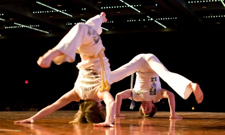 5, 10, One Month of Unlimited Capoeira Classes at Capoeira Aché Brasil Calgary (Up to 67% Off)