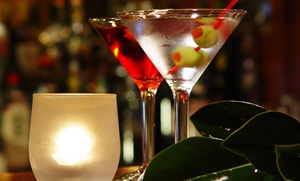 $75 For A Candlelight Bartending For Lovers Night For Two At Eastcoast School Of Bartending ($150 Value)