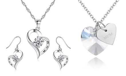 Sieraden versierd met kristallen van Swarovski®