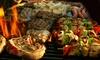 Ristorante Masaniello - Ristorante Pizzeria Masaniello: Menu con un kg di grigliata di carne e bottiglia di vino per 2 o 4 persone da Ristorante Masaniello (sconto fino a 70%)
