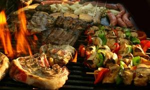 Day Break Night And Day: Menu con 1 kg di grigliata di carne, tagliere, dolce e vino o birra (sconto fino a 69%)