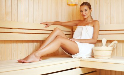 image for 1, 5, or 10 Infrared <strong>Sauna</strong> Sessions at M3 Chiropractic & Wellness (Up to 63% Off)