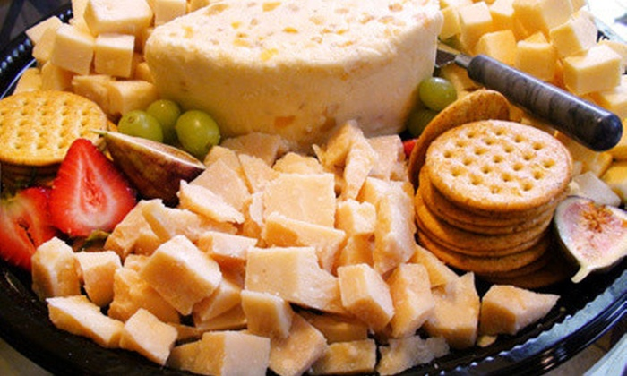 Daniel's Cheese and Deli - Cambridge: $15 for $30 Worth of Gourmet Cheeses, Dips, and Sandwiches at Daniel's Cheese and Deli in Cambridge