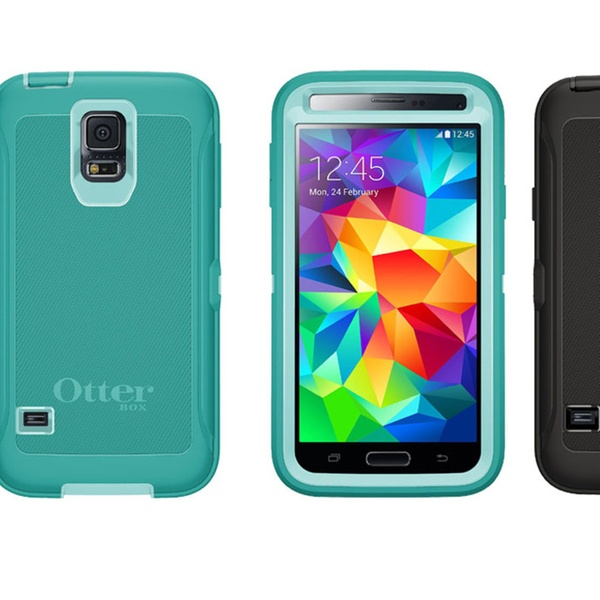 quality design 156cd 4e77b OtterBox Defender Series Case for Samsung Galaxy S5