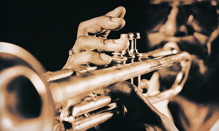 Twins Jazz - Twins Jazz: Show and Drinks for One, Two, or Four at Twins Jazz (Up to 68% Off)