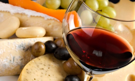 Wine-Tasting Package for Two or Four or $30 Worth of Wine at Pecos Flavors Winery (Up to 53% Off)