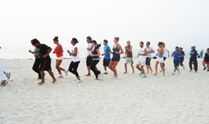 Safka Sports: Eight Boot Camp Sessions for One or Two at Safka Sports, JBR Beach (65% Off)