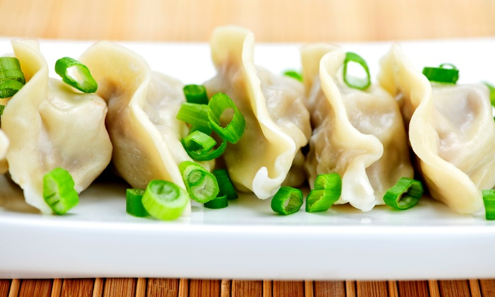 Mount Everest Momo Cafe - Southeast Boise: $13.75 for Choice of Two Nepali/Tibetan Momo Specials at Mount Everest Momo Cafe (Up to 43% Off)