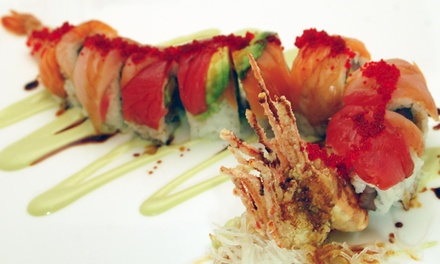 $15 for $25 Worth of Dinner at Yamamori Sushi & Grill