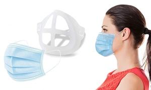Supports de masque 3D en silicone