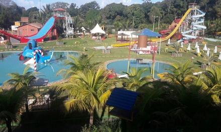 Vila Velha/ES: day use para até 6 pessoas no Território Park