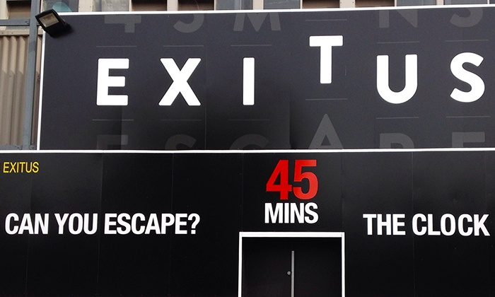Escape The Room Challenge Groupon