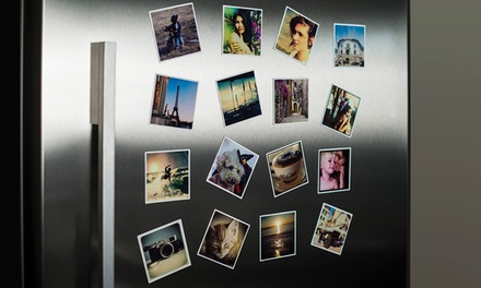 for ExtraLarge Personalised Photo Magnets from Magnapix, Redeemable Online Don't Pay up to $80