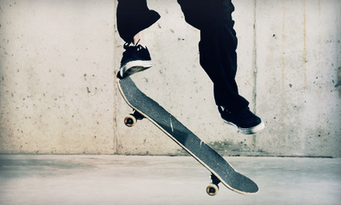 Enjoy LifeStyle Center - North Little Rock: Two or Four Private Skateboarding Lessons at Enjoy LifeStyle Center (Up to 60% Off)