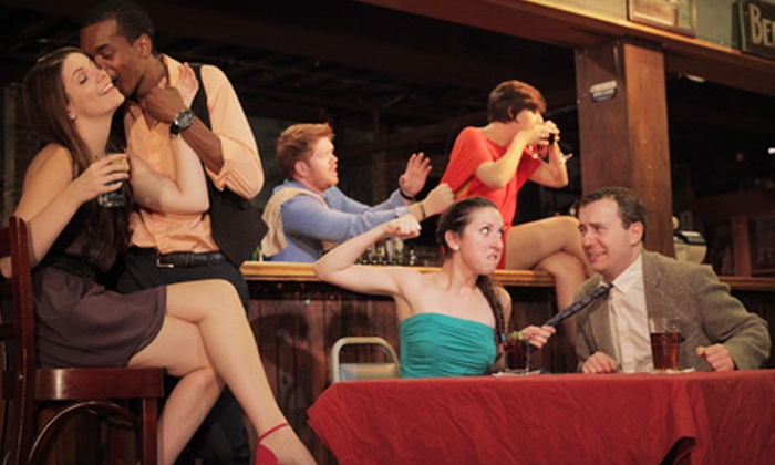 """""""Bye Bye Liver: The Philadelphia Drinking Play"""" - Urban Saloon: """"Bye Bye Liver: The Philadelphia Drinking Play"""" for Two at Urban Saloon on September 27–November 23 ($45 Value)"""