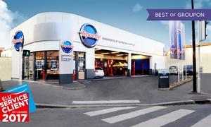 Speedy France: Bon d'achat d'une valeur de 100 € au prix de 50 € valable sur toutes les prestations dans plus de 420 centres Speedy