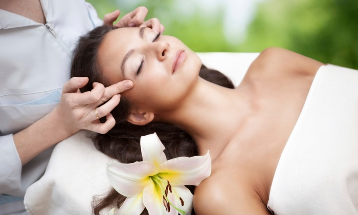 Mantra Beauty Bar - Surrey: One, Three, or Six Microdermabrasion and Éminence Organic Facial Sessions at Mantra Beauty Bar (Up to 75% Off)