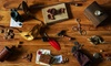Inkwell Investigations - Inkwell Investigations: 90-Minute Escape Room Game with Live Actors for Six or Eight at Inkwell Investigations (Up to 43% Off)