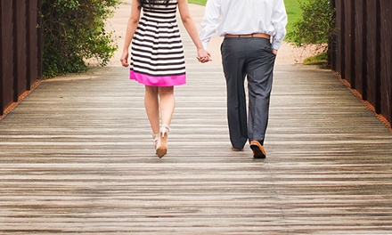 $69 for Engagement Package with Images and Print Rights from White Frames Photography ($249 Value)