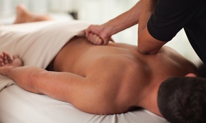 60-Minute Therapeutic Massage from Three Circles Therapeutics (45% Off)
