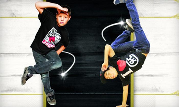 RHC Entertainment - Chino Hills: 5 or 10 Dance Classes at RHC Entertainment in Chino Hills (Up to 83% Off)