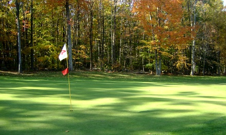 $59 for an 18-Hole Round of Golf Including Cart Rental for Two at Apple Hill Golf Club ($100 Value)