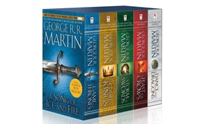 Game of Thrones 5-Novel Box Set