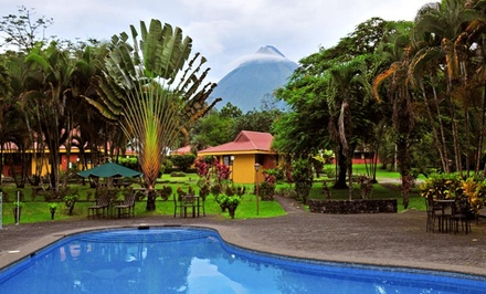 8-Day Costa Rican Vacation with Accommodations, Horseback Riding, and Canopy Tour from Travel by Jen