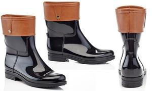 Women's Pull-On Rain Boots