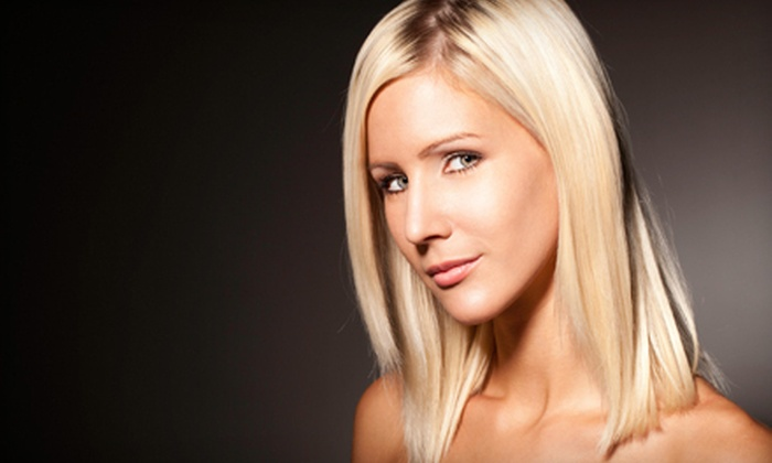 Epic Artistry - Epic Artistry: $149 for a Brazilian Blowout Treatment at Epic Artistry in Burlingame (Up to $300 Value)