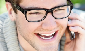 The Optik Vision Center: Comprehensive Eye Exam with Optional $120 Toward Glasses at The Optik Vision Center (Up to 76% Off)