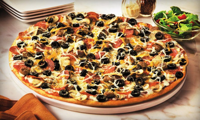 Papa Murphy's Take 'N' Bake Pizza - Pacifica: 10 or 20 $5 Punch Cards for Pizza at Papa Murphy's Take 'N' Bake Pizza (Up to 51% Off)