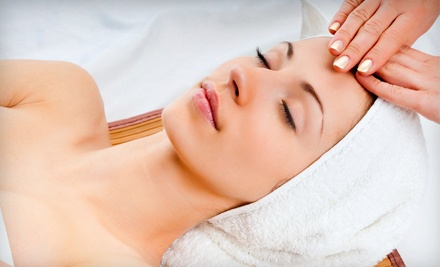 One or Three 60-Minute Anti-Aging Facials at Mae Boylan at Eden's Apple Salon & Day Spa (61% Off)