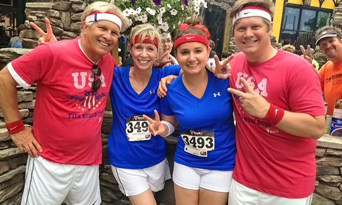 Sierra Adventure Sports - Red's Java House: $59 for Scavenger Dash for a Team of 2 from Sierra Adventure Sports on Saturday, September 20 ($127.59 Value)