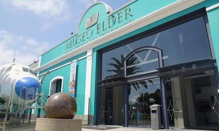 Entrada de museo Elder para 2 adultos con opción a 1 o 2 niños en Museo Elder (hasta 50% de descuento)