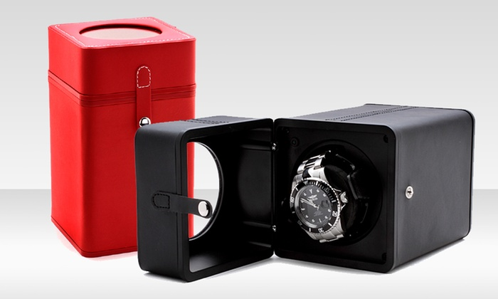 Automatic Single Watch Winder: Automatic Single Watch Winder. Free Shipping and Returns.