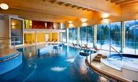 Borca di Cadore: Fino a 7 notti per 2 persone con mezza pensione e spa all'Hotel Antelao Dolomiti Mountain Resort