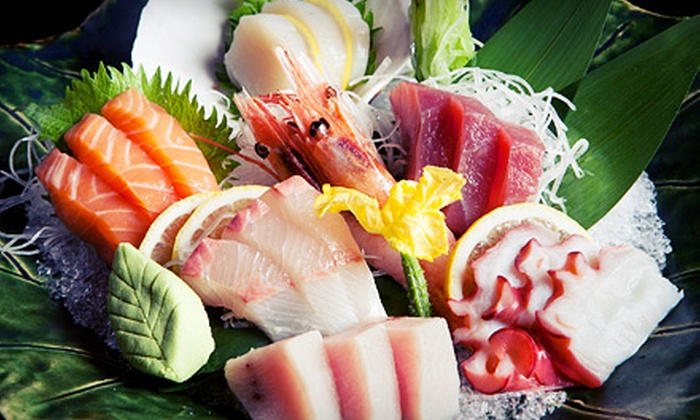 Sakana Sushi - Highland: Asian Cuisine for Lunch or Dinner at Sakana Sushi (50% Off). Four Options Available.