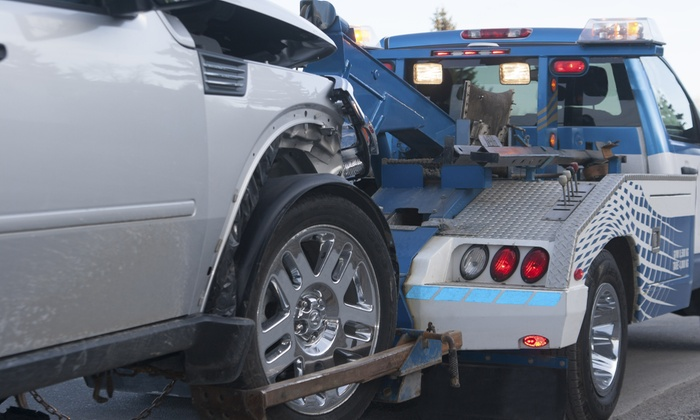 Dekkers Wrecker Service Llc - Grand Rapids: $45 for $100 Worth of Roadside Assistance — Dekker's Wrecker Service