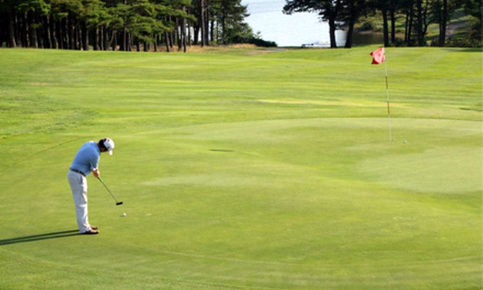 Gardner Municpal Golf Course - Gardner: 18-Hole Round of Golf for Two or Four with Cart Rental at Gardner Municipal Golf Course (Up to 56% Off)