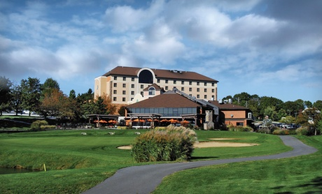 Golf Resort and Spa in Pennsylvania Countryside