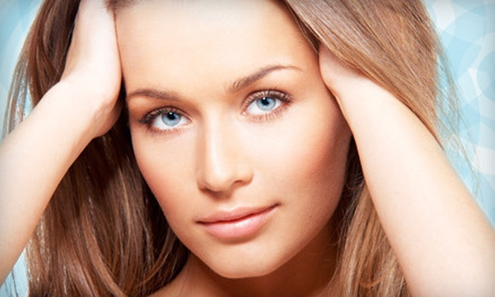 Quick Weight Loss and Skin Care - Summerlin: Chemical Peel, or Three Chemical Peels with Three Microdermabrasions at Quick Weight Loss and Skin Care (Up to 88% Off)