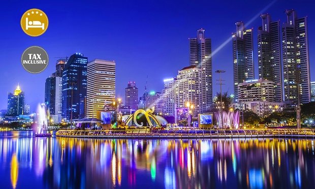 Bangkok: 4* Stay with Flights 0